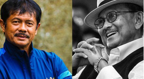 BJ Habibie & Indra Syafri