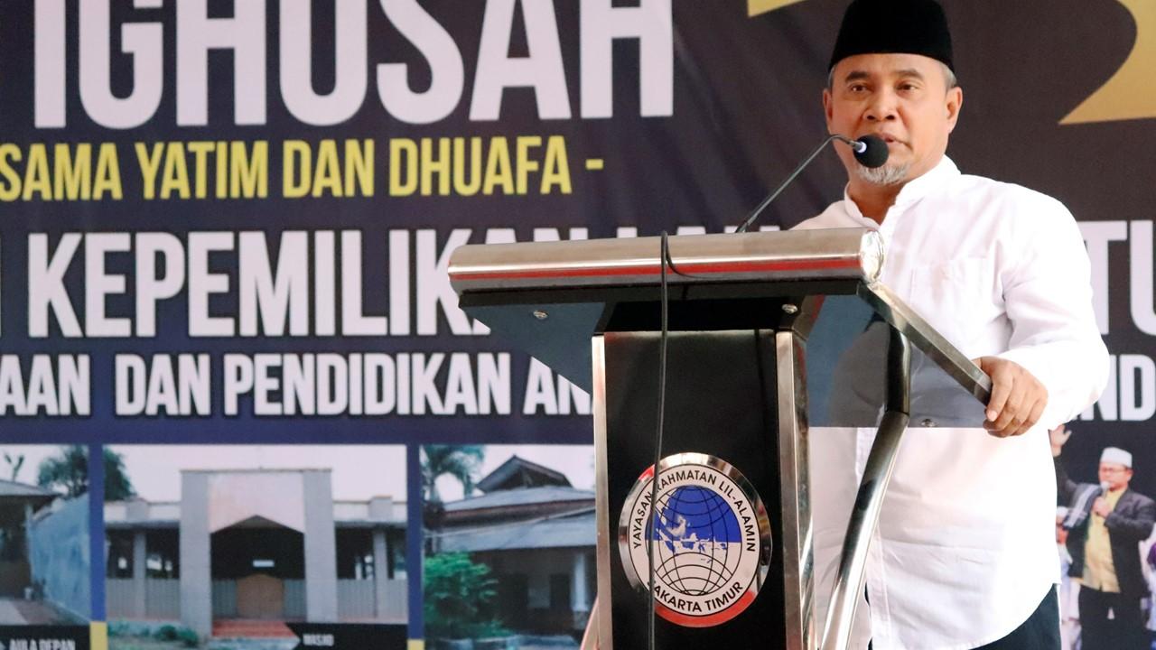 Musa Syafrudin Camat Durensawit