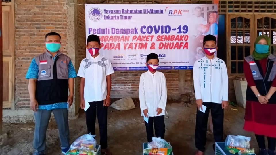 Yayasan Rahmatanlilalamin Jakarta Timur