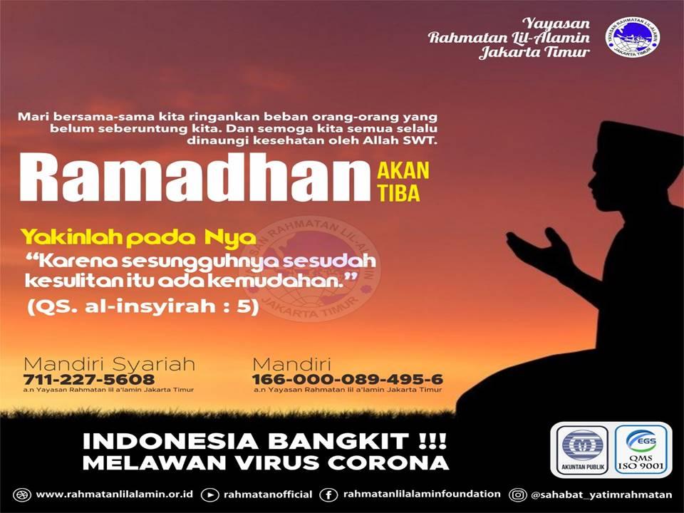Ramadhan Akan Tiba