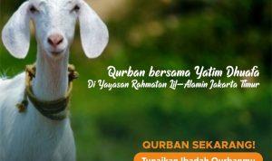 Qurban bersama yatim