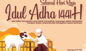 Selamat Hari Raya Idul adha 1441 Hijriyah
