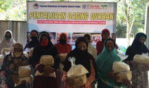 Dhuafa binaan Yayasan Rahmatan Lil Alamin